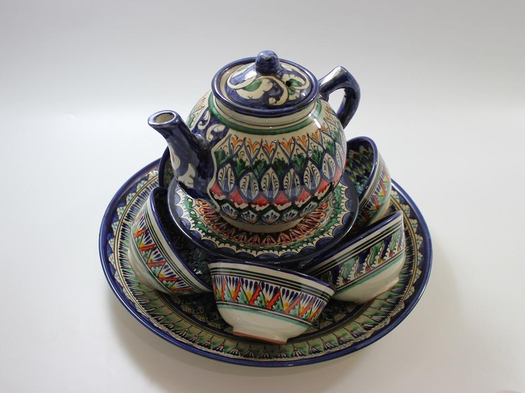 Узбекская керамика и посуда