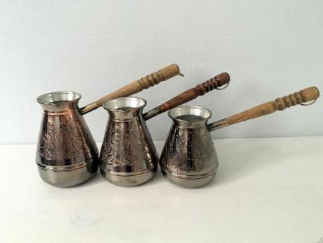 Медные турки для кофе пятигорск