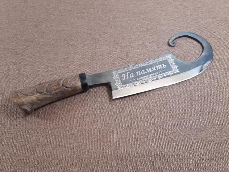 Гиймякеш узбекский топорик