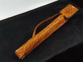 Чехол для шампуров из кожи