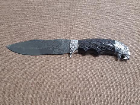 Нож пчак Змея (лезвие 14см)